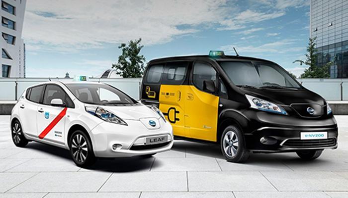 Beneficios de los taxis 100% eléctricos