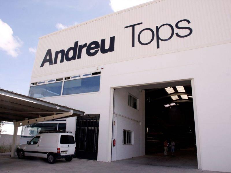 ANDREU TOPS