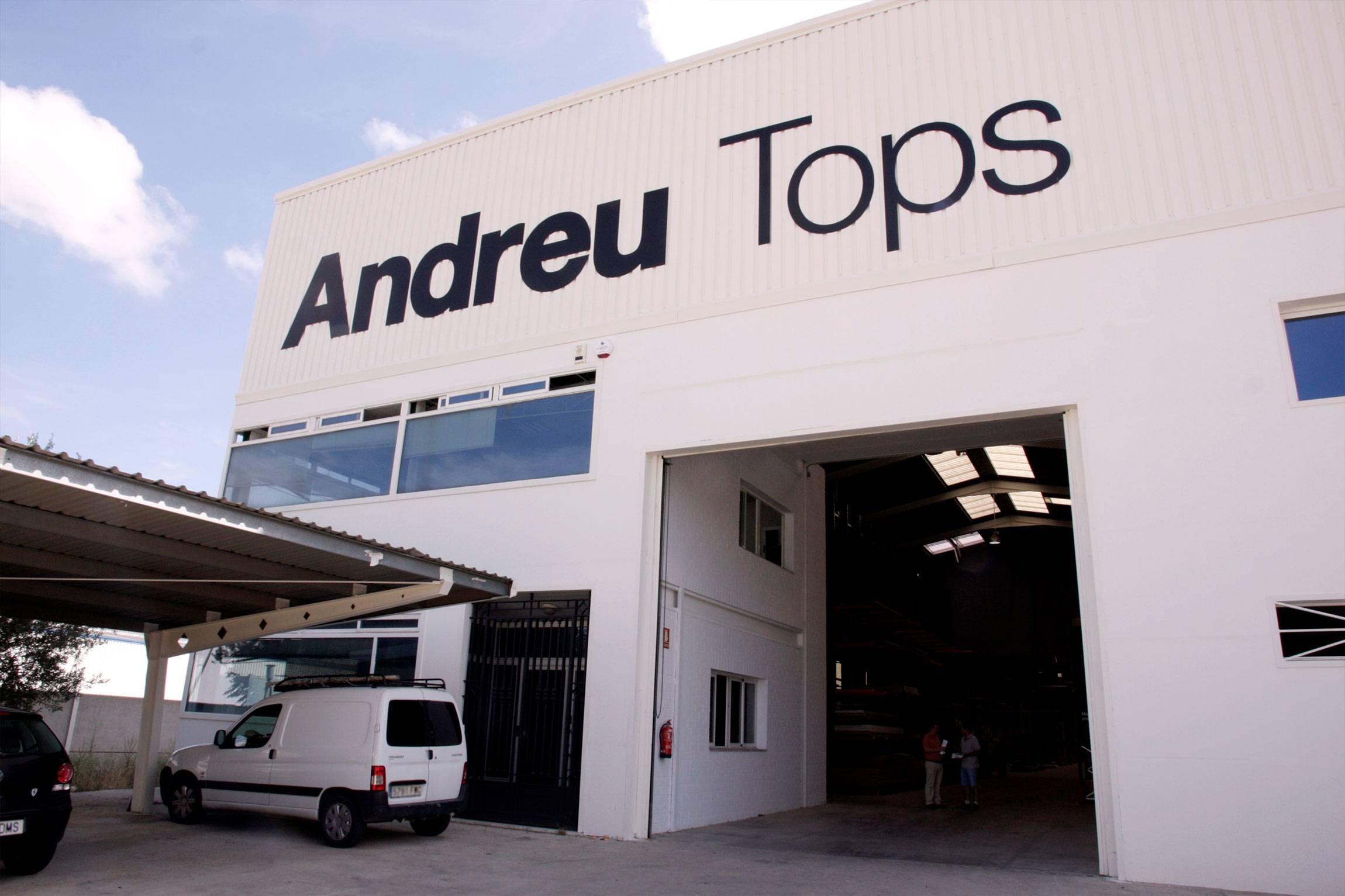 Andreu Tops Valencia