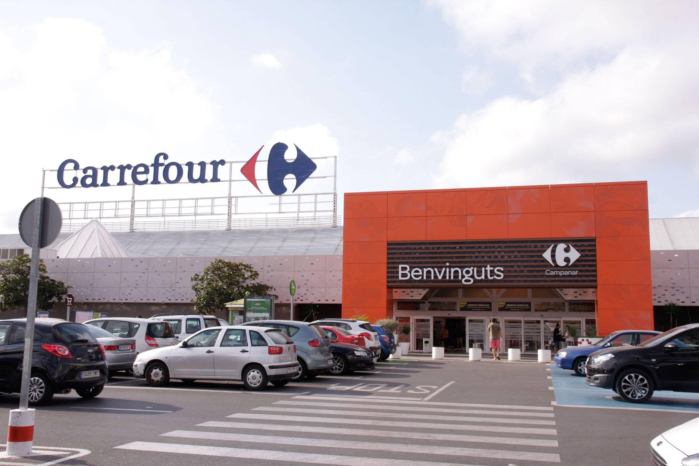 Carrefour campanar valencia